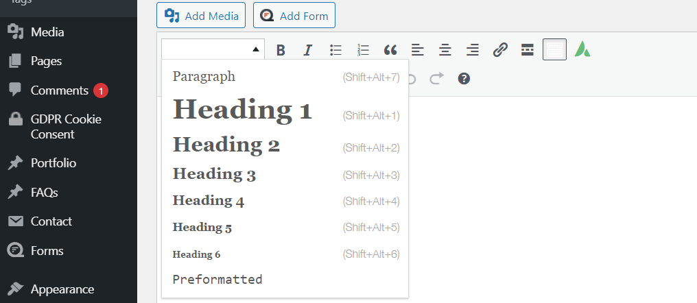 SEO Blog Page Titles