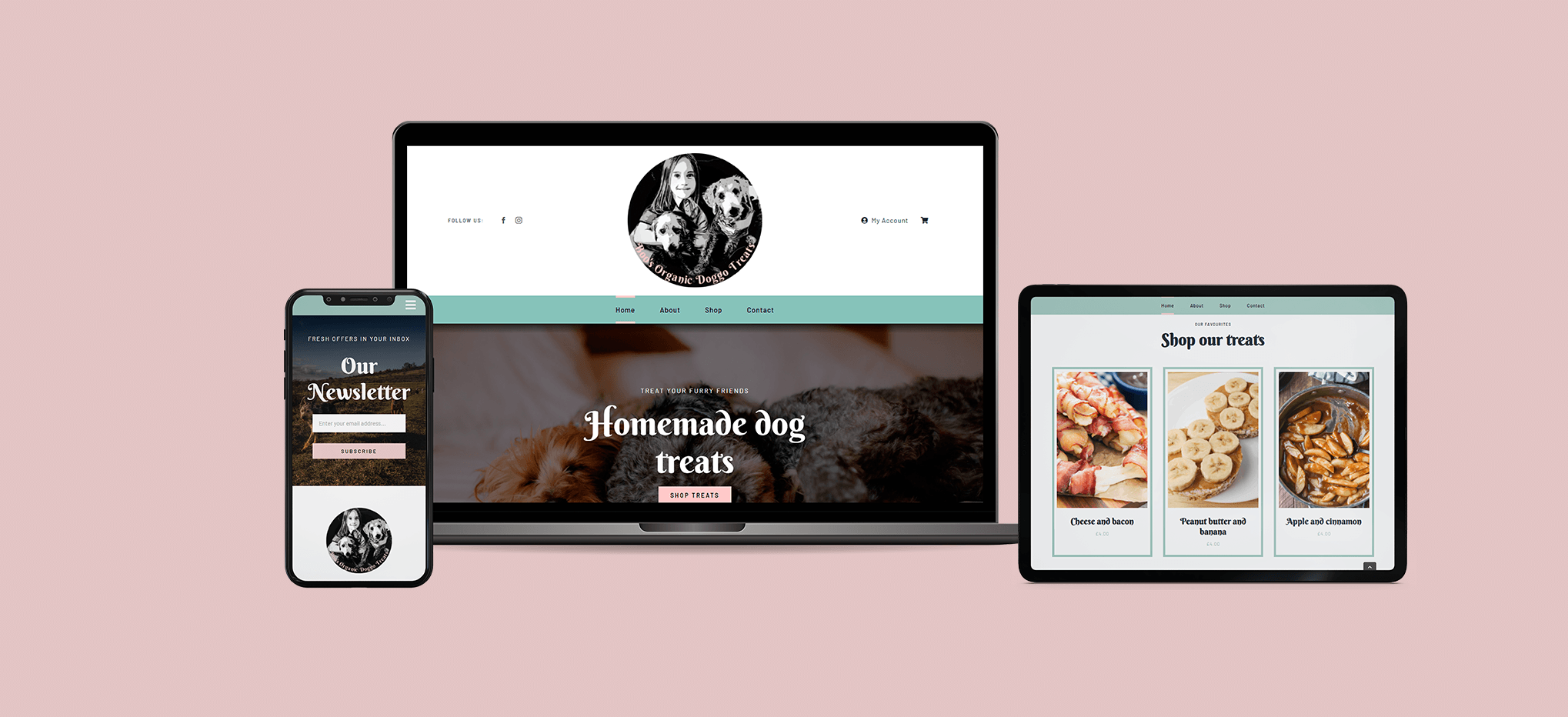 Case Study - Boo's Organic - Feature