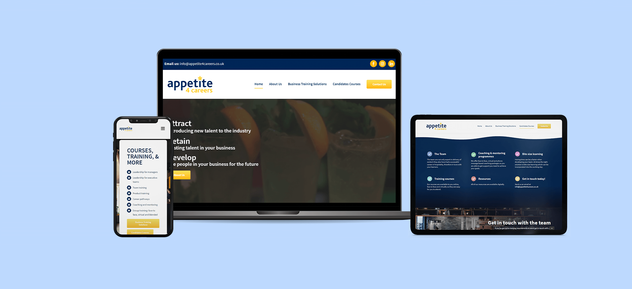 Case Study - Appetite4Careers featured image